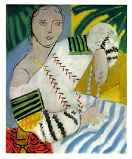 MATISSE 1939 LITHOGRAPH with COA.STUNNINGLY fine Henri Matisse RARE ART PRINT