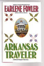 Earlene Fowler, ARKANSAS TRAVELER, 1ST/1ST, F/F, Signed!