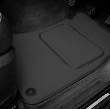 Gris Oscuro Super Terciopelo Coche Tapetes Set-Isuzu D-Max Doble Cabina Yukon (12 en)