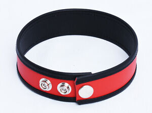 Brand New 100% Real Leather Bicep strap o/s Various colours