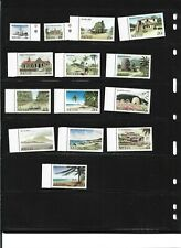 A SET OF UNMOUNTED MINT STAMPS FROM NEVIS