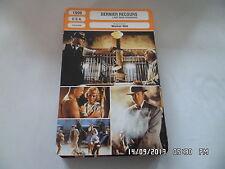 CARTE FICHE CINEMA 1996 DERNIER RECOURS Bruce Willis Bruce Dern C.Walken