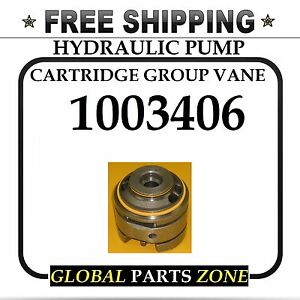 NEW HYDRAULIC PUMP CARTRIDGE for Caterpillar 1003406 100-3406 FREE DELIVERY!!!