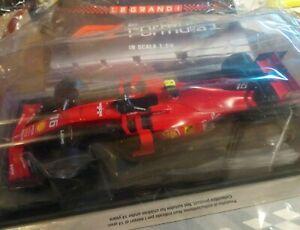 Ferrari SF90 #16 Leclerc 2019 - LE GRANDI FORMULA 1 scala 1:24  NUOVA
