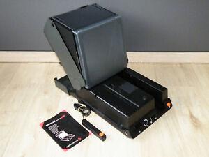 Dia Betrachter Diaprojektor Reflecta AFM mit Agomar 2,8/85mm.made in Deutschland