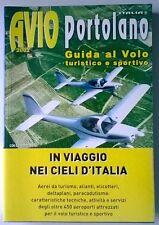 AVIOPORTOLANO, guida al volo turistico sportivo - ediz. 2002