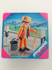 Playmobil 4682 - Construction worker street / Straßenbauarbeit (MISB, NRFP, OVP)