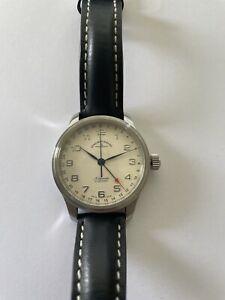 """Zeno Swiss Watch - New Pilot Classic Fliegeruhr """"Pointer Date 42mm"""