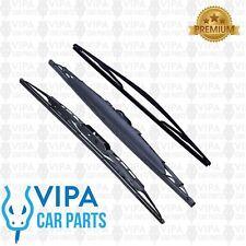 Opel Meriva MPV APR 2003 to DEC 2010 Windscreen Wiper Blades Set