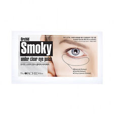 [THE ORCHID SKIN] Orchid Smoky Under Clear  Eye Patch 1Pack (10ea)