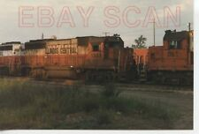 8A767 RP 1980s ILLINOIS CENTRAL GULF RAILROAD ENGINE #3009