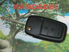 OEM Pontiac G8 92201609 Flip Key Fob Remote NEVER PROGRAMMED, NEW CHIP INCLUDED