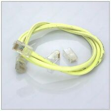 1m Network Cable Ethernet Lan 9-pin low resistance anti-interference OFC 1000M