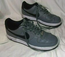 ba15b92d12bd35 Nike Men s Air Force 1 Sneakers Size 13 Low Shoes Grey Black White 488298