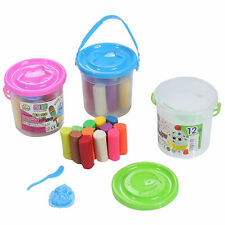 15X Play Dough Doh Clay Modeling Cutter Tool Set  Craft Children Ki3O Toys new.