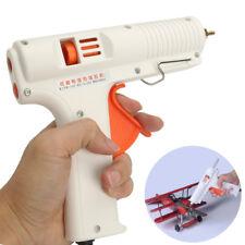 150W Hot Melt Glue Gun High Power Fast Heat Temperature 100-240V Adjustable NEW