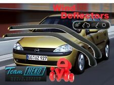 Wind deflectors OPEL / GM / VAUXHALL CORSA C  2000 - 2006   5D  2.pc HEKO  25345