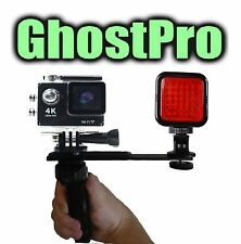 Paranormal Ghost Hunting Equipment Night Vision WiFi Camera Ultra HD 4K 16MP