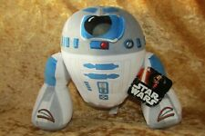 """Star Wars ~ R2 D2 DROID ~ 9"""" Soft Plush Toy with Tag Lucas Films"""