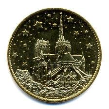 75004 Notre-Dame, Vue du chevet, Etoilée, Arthus-Bertrand