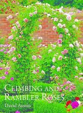 CLIMBING AND RAMBLER ROSES - AUSTIN, DAVID - NEW PAPERBACK BOOK