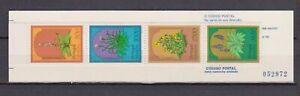S15442) Madeira MNH 1981, Flowers 4v Booklet