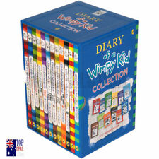 Diary of a Wimpy Kid 1-12  Best Selling Books Collection Box Set by Jeff Kinney