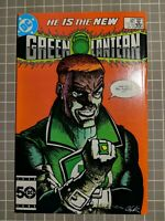 Green Lantern #196 January 1986 DC Comics