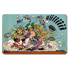Comics - Asterix der Gallier - Fischkampf Frühstücksbrettchen - LOGOSHIRT