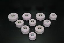 10 PCS VALVE SEAT GRINDERS STONES SIOUX PINK GRAIN CUT FAST CHEVY,FORD,CHRYSLR