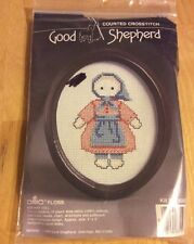 Kerchief Doll Counted Cross Stitch Kit