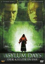 Asylum Days - Der Killer in dir - DVD - NEU / OVP Thriller