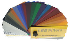 More details for lee filters swatch book - a special selection for professional photography