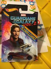 Hot Wheels 2017 Marvel Guardians of the Galaxy Vol 2 STAR-LORD Sling Shot 1/8