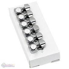 Fender Locking Stratocaster®/Telecaster® Tuning Machines - Chrome, Set of 6