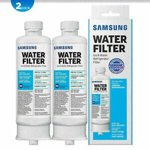 2 Fit Samsung  DA97-17376B HAF-QIN/EXP Refrigerator Water Filter, Brand new