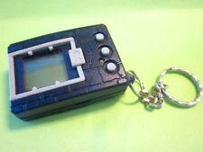 1997 BANDAI DIGIMON DIGIVICE DIGITAL MONSTER GAME SOLID BLUE CASE ENGLISH *NICE*