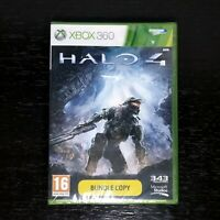 Halo 4 (Xbox 360, 2012) Bundle Copy Sealed Mint Condition PAL European Version