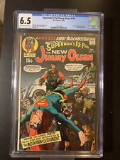 First Appearance Of Darkseid In Superman's Pal Jimmy Olson #134 CGC Rated 6.5
