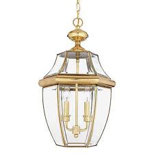 Newbury Outdoor Large Chain Lantern - Elstead Qz/newbury8/l