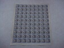 COOK ISLANDS STAMPS SG 103b, 103c COMPOUND PERFERATIONS SHEET - New Zealand