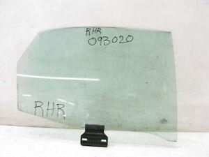 04-08 AUDI B7 A4 SEDAN GLASS WINDOW RIGHT PASSENGER REAR OEM 093020