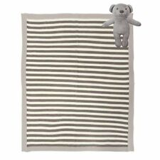 Girls Knitted Cot Nursery Blankets & Throws