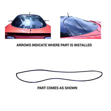 93-02 Camaro/Firebird Hatch Reveal Molding GM OEM FREE SHIPPING *10306248