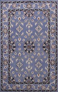 Floral Hand-Tufted Traditional Oriental Area Rug Wool Dining Room NEW Carpet 6x9
