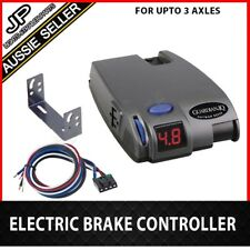 TEKONSHA PRIMUS IQ ELECTRIC BRAKE CONTROLLER HORSE FLOAT CARAVAN BOAT TRAILER