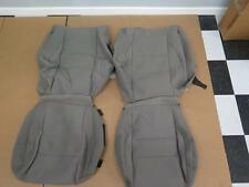 2012-2016 Dodge Durango quad buckets OEM Factory cloth seat cover set