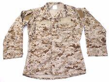 NWU II Navy Custom Uniform Field Shirt Small-Reg COMBAT NSW CRYE PRECISION AOR1
