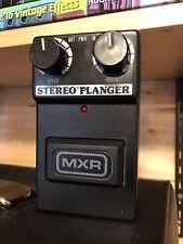 MXR M168 Commande Stereo Flanger Rare