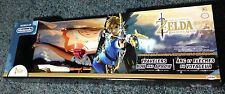 NIB Legend Of Zelda,World Of Nintendo Breath Of The Wild Travelers BOW & ARROW
